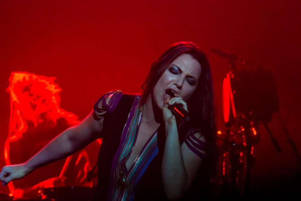 Evanescence Tour Dates
