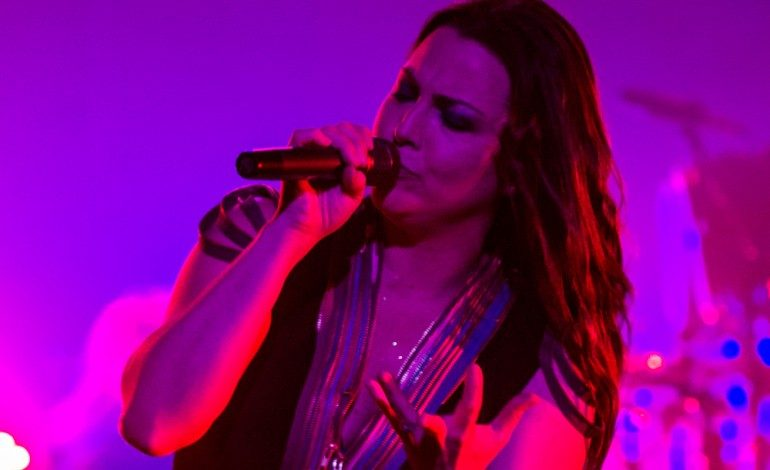 "Evanescence Encourage Voter Registration with Campaign that Ties Live Stream Access to Voter Service Registration and Teases New Song ""Use My Voice"""