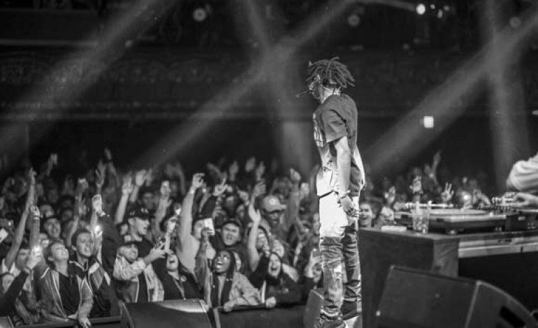 """Joey Bada$$ Celebrates His Birthday with New Video for """"Let It Breathe"""""""