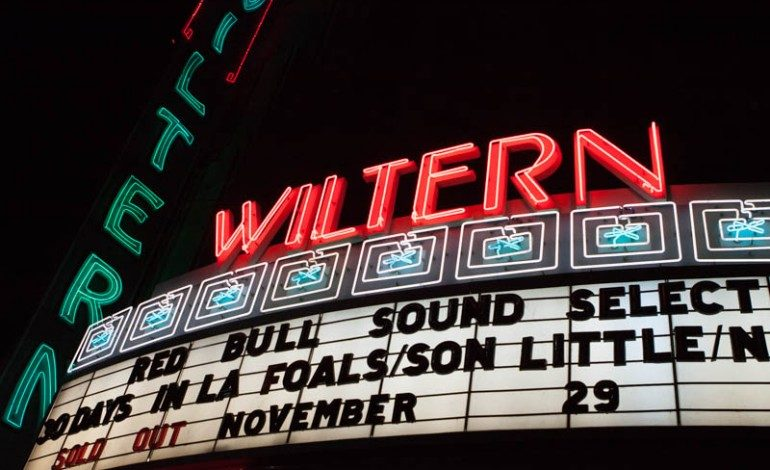 Red Bull 30 Days in LA – Day 29: Foals Live at The Wiltern, Los Angeles