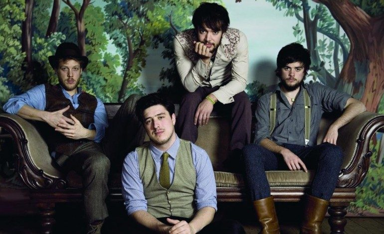 Mumford And Sons Announce Winter 2015 And Spring 2016 Tour Dates