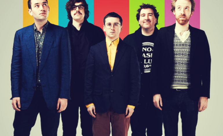 Hot Chip Kicks Off Pappy & Harriet's Coachella Side Shows on 4/9 with a DJ Set