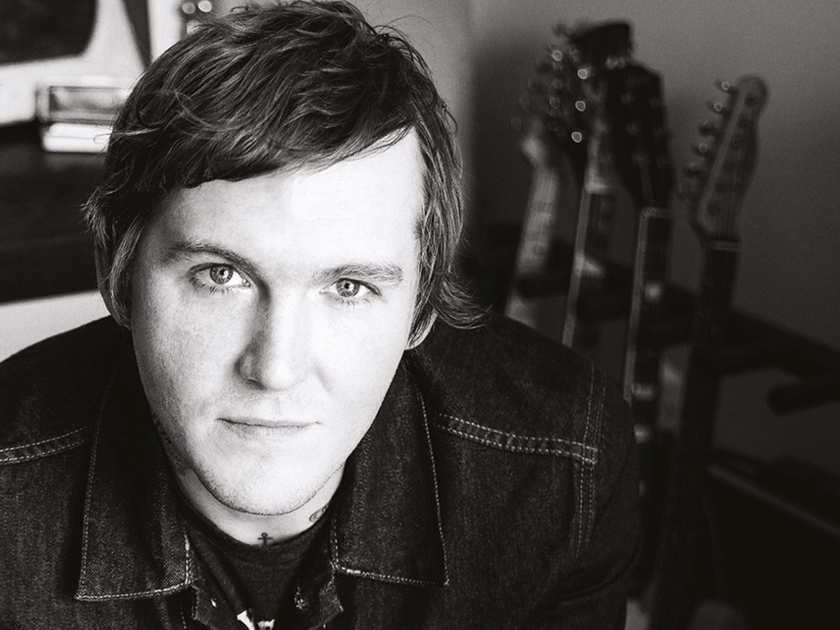 Brian Fallon And The Crowes Great American Music Hall 325 Mxdwn