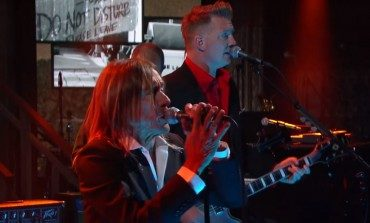 Iggy Pop And Josh Homme Announce A Performance At SXSW