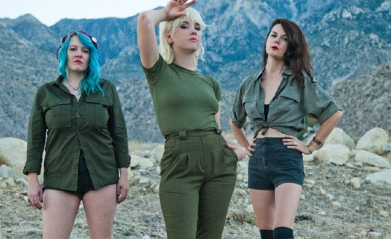 """WATCH: Bleached Release New Video For """"Wednesday Night Melody"""""""
