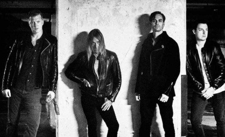 "LISTEN: Iggy Pop Releases New Song ""Break Into Your Heart"""