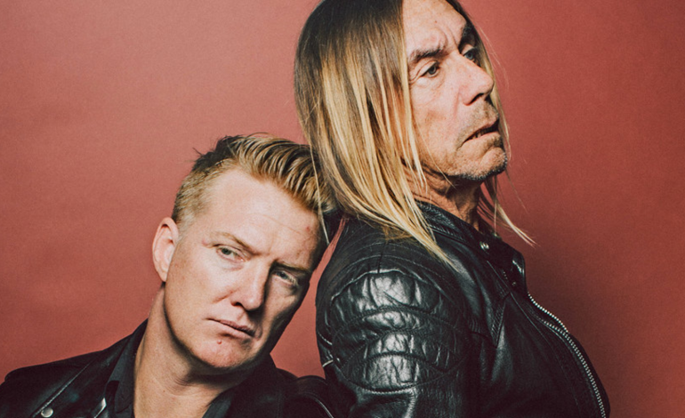 Josh Homme And Iggy Pop Announce New Album Post Pop Depression For March 2016 Release