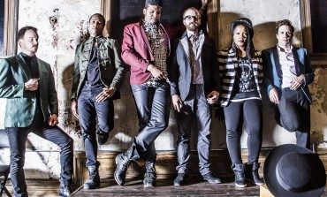 JC Brooks & The Uptown Sound @ World Cafe Live 2/10