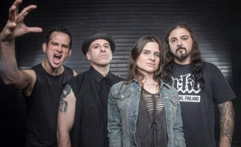 Life Of Agony Announce Spring 2017 Tour Dates and Confirm April Release for A Place Where There's No More Pain