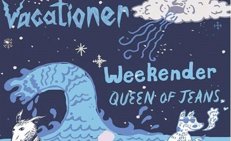 Vacationer/ Weekender/ Queen of Jeans @ (Red Bull Sound Select Show) The Foundry 1/21