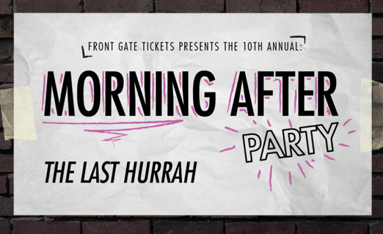 Front Gate Tickets SXSW 2016 Morning After Party Announced