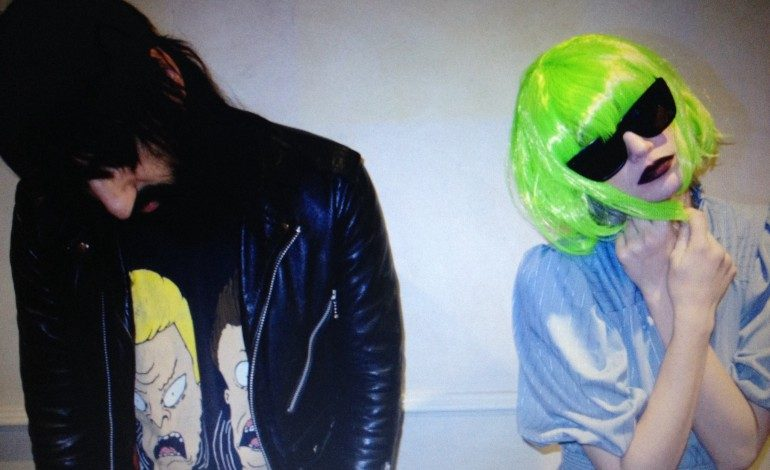 Crystal Castles Announce Spring 2016 Tour Dates