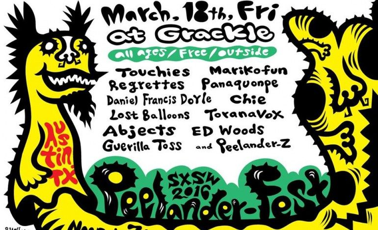 Peelander-Fest SXSW 2016 Day Party Announced