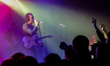 Albert Hammond Jr. at The Roxy in Hollywood, California