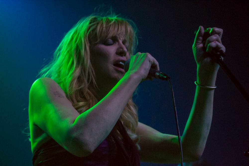 Courtney Love Covers Fleetwood Mac & Echo and the Bunnymen, Performs Hole Songs at 2019 Yola Dia