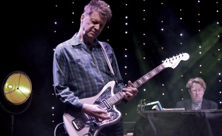 """Nels Cline Announces New Jazz Album Share The Wealth for November 2020 Release and Releases New Song """"Beam/Spiral"""""""