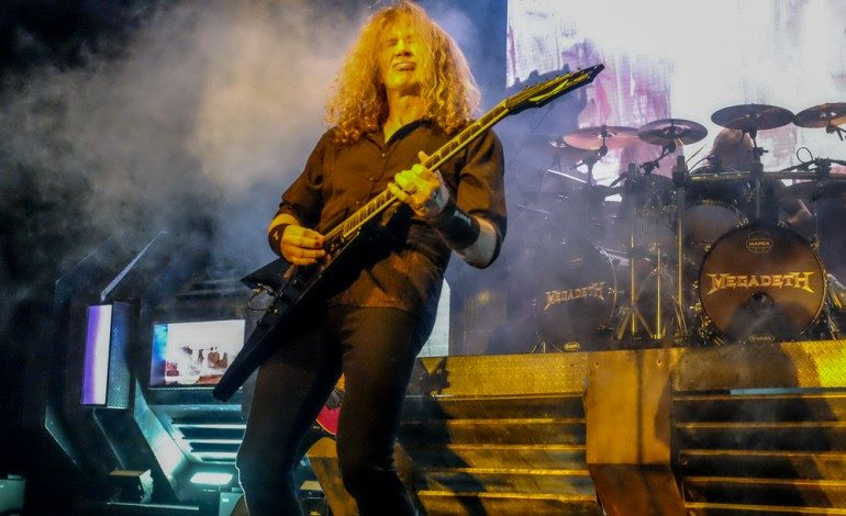 David Ellefson of Megadeth Says David Mustaine Has Completed Throat Cancer Treatment and Hopes a New Album Will Be Announced Soon