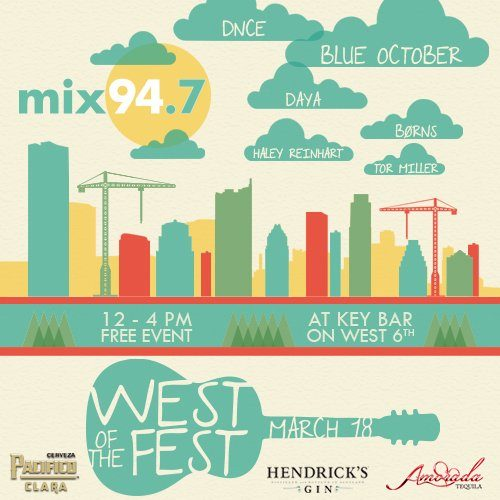 West of the Fest SXSW 2016