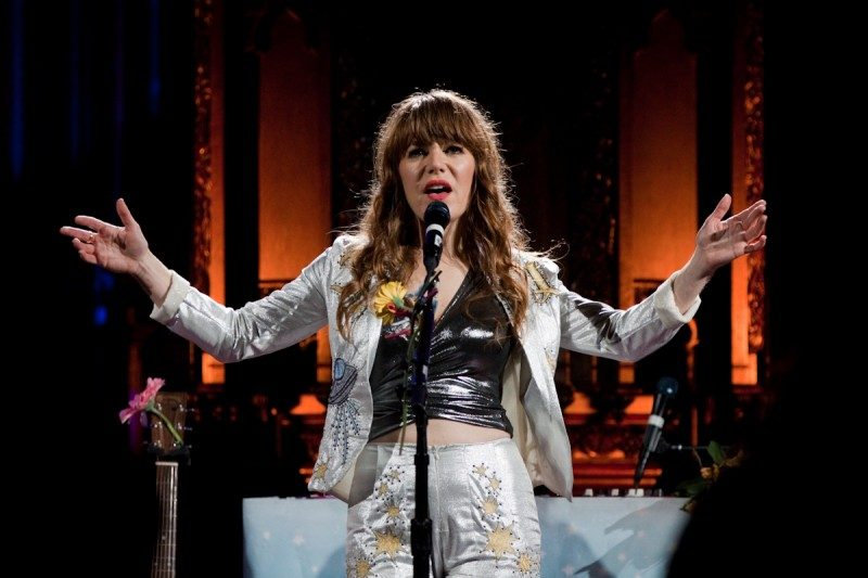 """Jenny Lewis Celebrates Valentine's Day By Releasing New Song """"Heads Gonna Roll"""""""