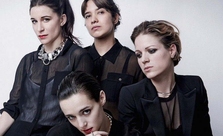 Savages @ The Fillmore 4/19