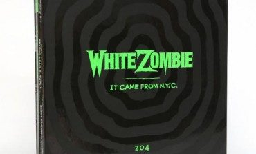 Numero Group Announce White Zombie Box Set White Zombie: It Came From N.Y.C. For June 2016 Release
