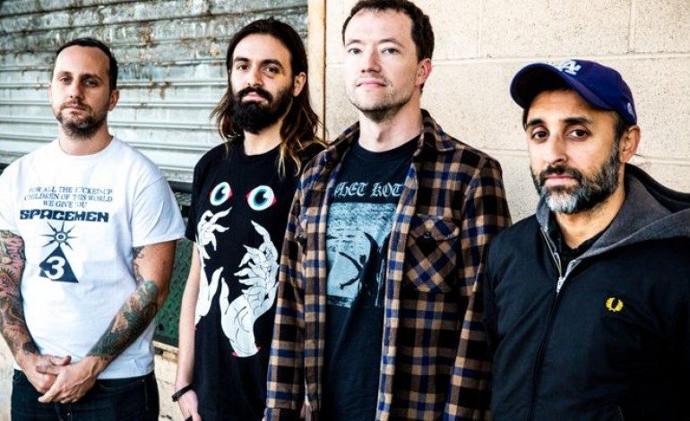 """LISTEN: Supergroup Hesitation Wounds Release New Song """"Teeth"""""""
