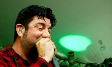 Watch Footage of Deftones Singer Chino Moreno Breaking His Foot Falling Off the Stage