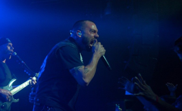 Jesse Leach of Killswitch Engage Announces New Hardcore Punk Project