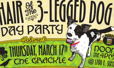 The Hair of the 3-Legged Dog SXSW 2016 Day Party Announced