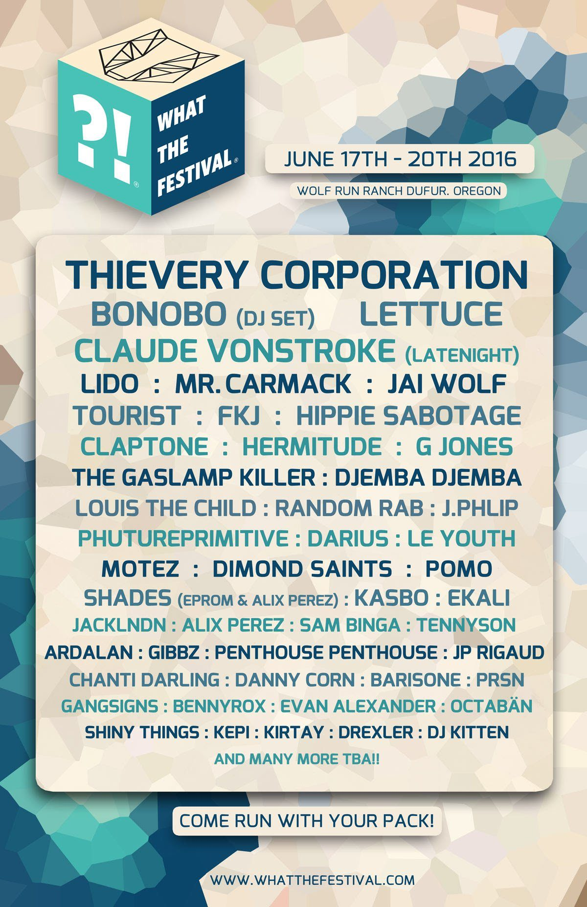 What-The-Festival-2016-Lineup-Poster