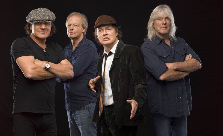 AC/DC To Reschedule Tour Dates With Guest Vocalist Due To Singer Brian Johnson's Hearing Loss