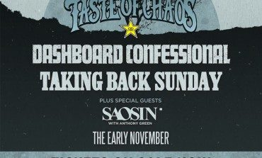 Dashboard Confessional and Taking Back Sunday @ Jones Beach Theater