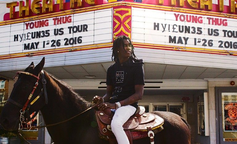 Young Thug @ The Troc 5/1