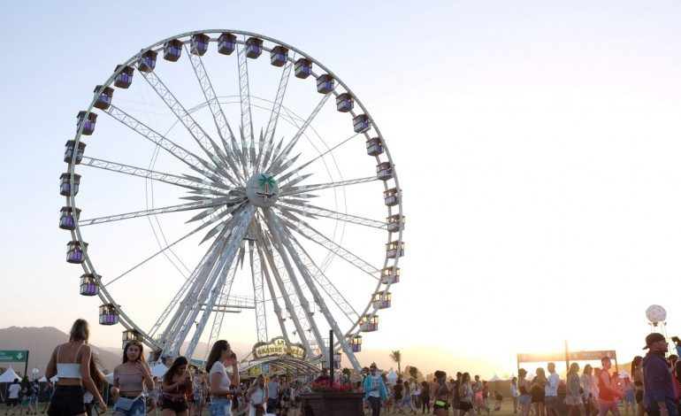 Watch The Coachella 2016 Weekend 2 Special 360 Degree Live Stream Here