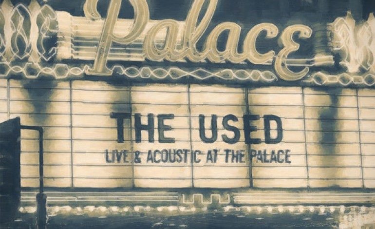 The Used – Live & Acoustic at The Palace