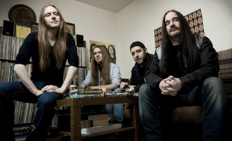 "Carcass Announce ""One Foot In The Grave"" Summer 2016 Tour Dates"