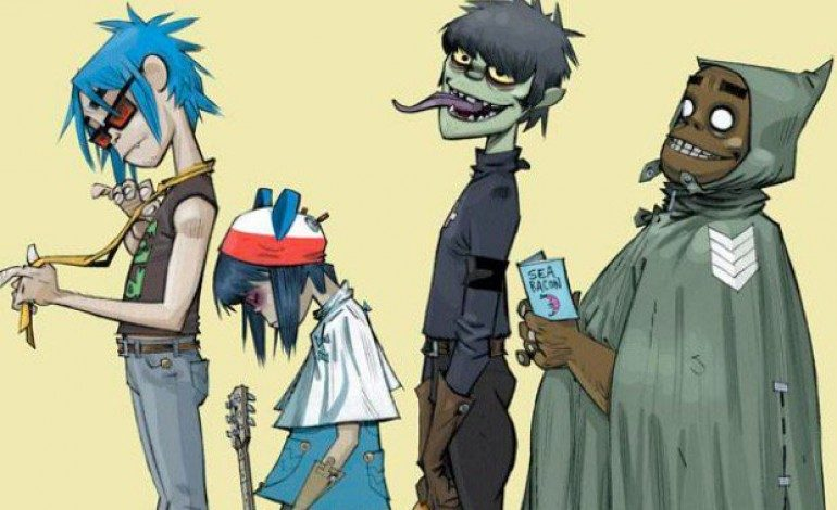 Damon Albarn Reveals to Fan that Gorillaz are Rehearsing for Tour and New Album is Complete
