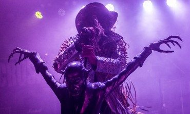 Rob Zombie at The Roxy Theater in Hollywood