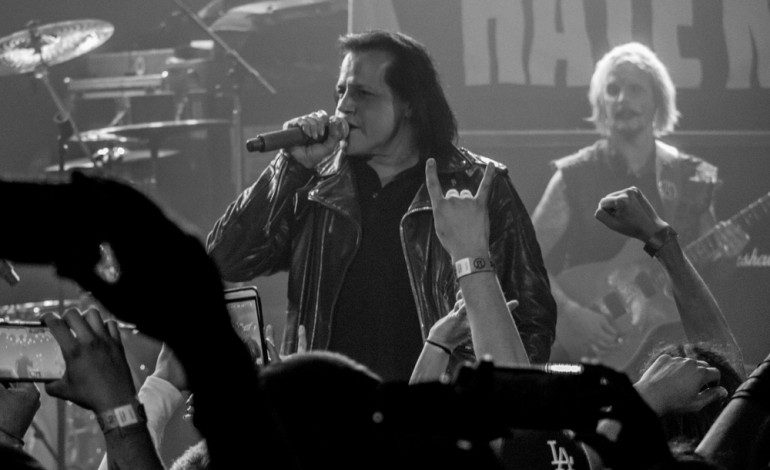 Photographer Claims Danzig Allegedly Assaulted Him For Taking Photos