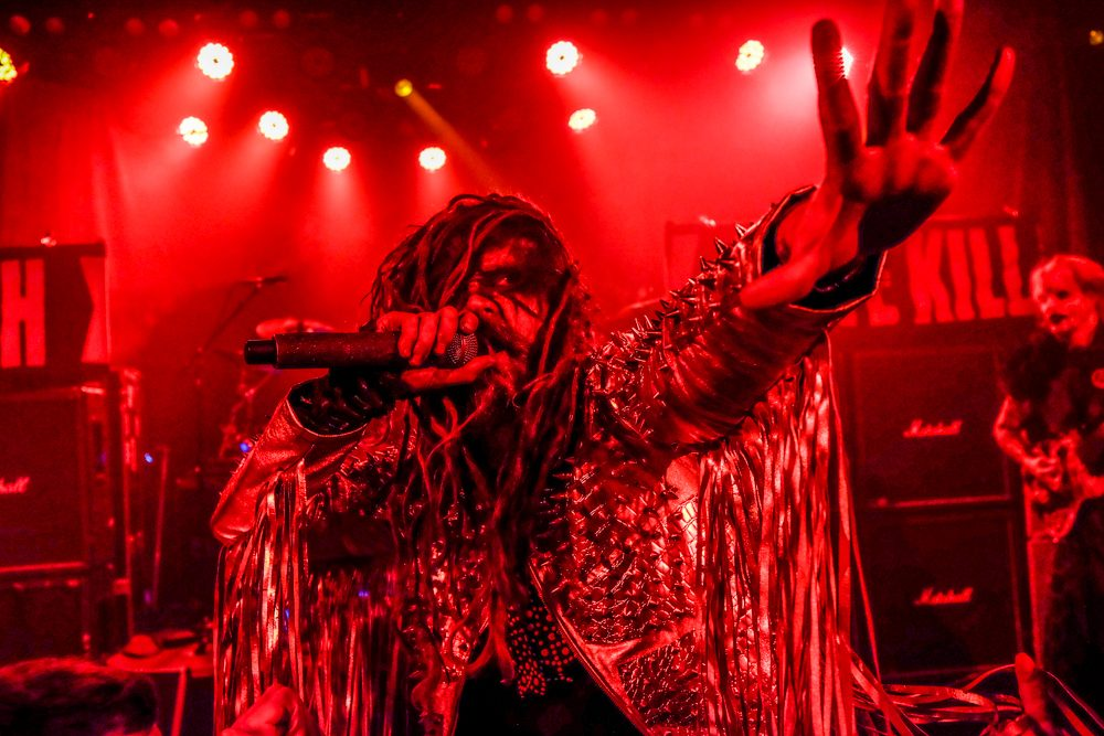 "Rob Zombie and Marilyn Manson Kick Off Twins of Evil Tour with Cover of the Beatles' ""Helter Skelter"""