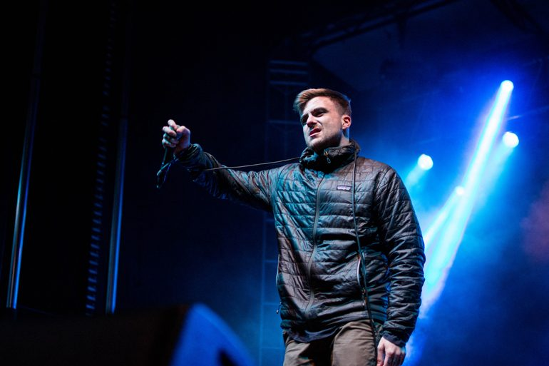 Anthony Green with Saosin