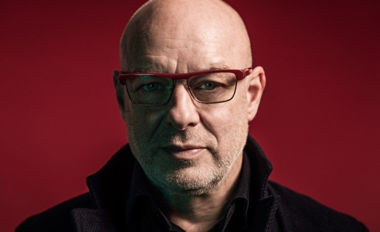 """LISTEN: Brian Eno Releases New Cover Of """"Fickle Sun (iii) I'm Set Free"""" By The Velvet Underground"""