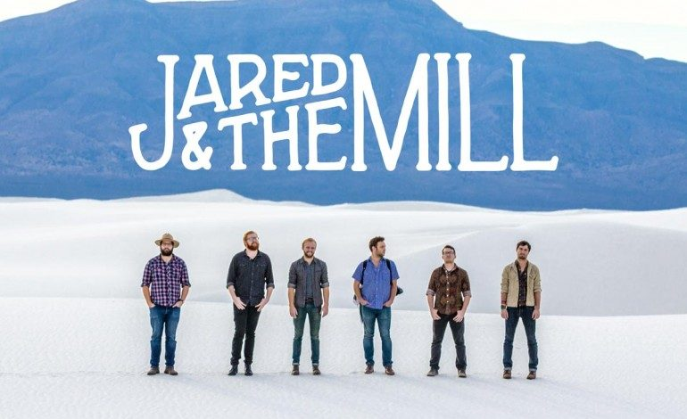 Jared & The Mill @ Underground Arts 5/7