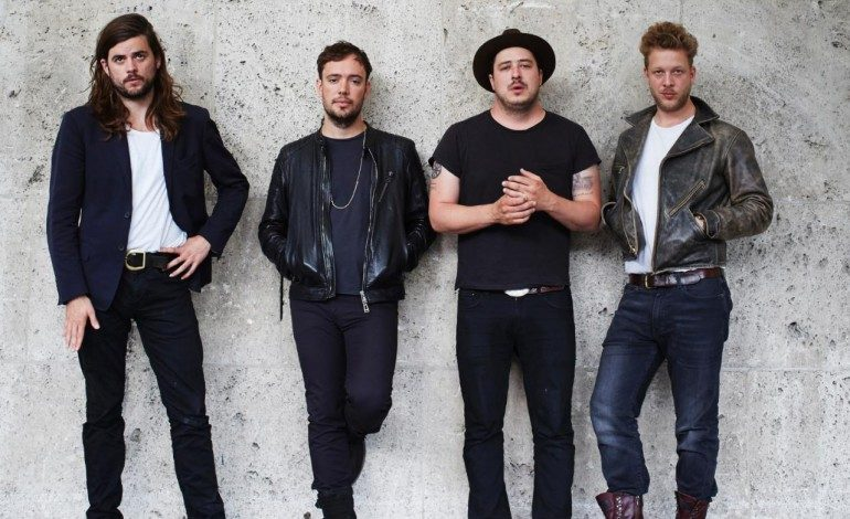 "LISTEN: Mumford And Sons Release New Song ""There Will Be Time"" Featuring Baaba Maal"
