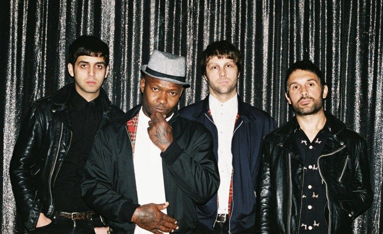 The Heavy @ World Cafe Live's Free At Noon 4/15