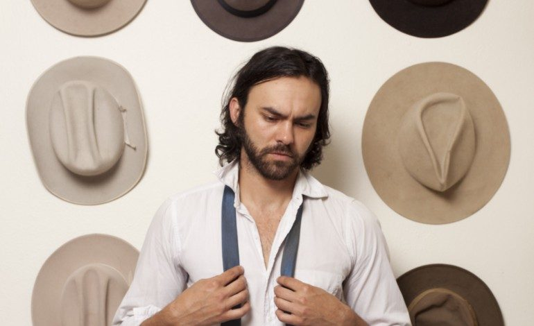 """WATCH: Shakey Graves Releases New Video For """"The Perfect Parts"""""""