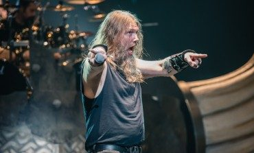"""WATCH: Amon Amarth Releases Video For """"Raise Your Horns"""""""