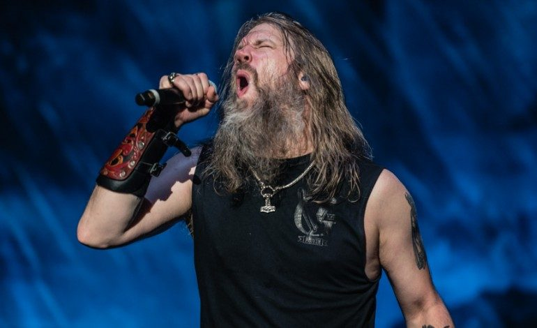 Photos: Amon Amarth Live at The Wiltern in Los Angeles