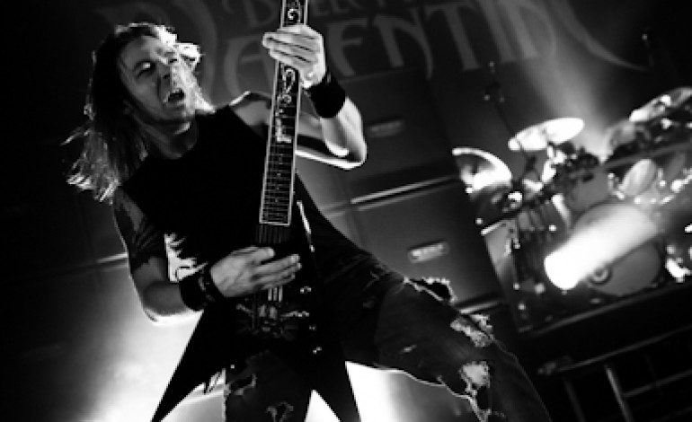"""WATCH: Bullet For My Valentine Release New Video For """"Raising Hell"""""""