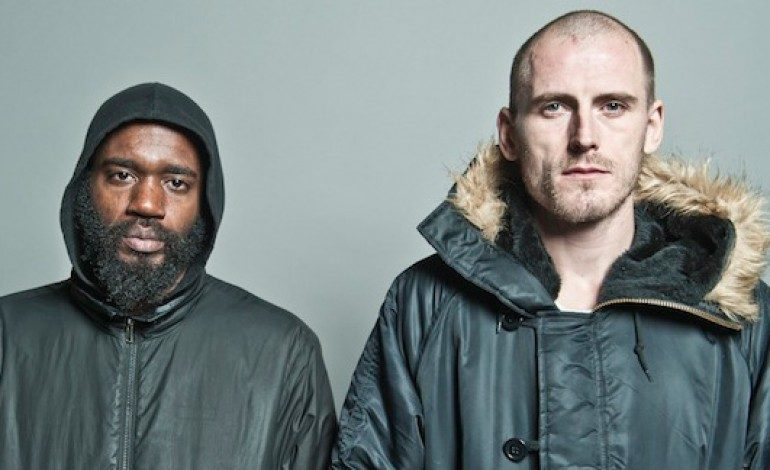 """Death Grips And Les Claypool Release New Song """"More Than The Fairy"""""""